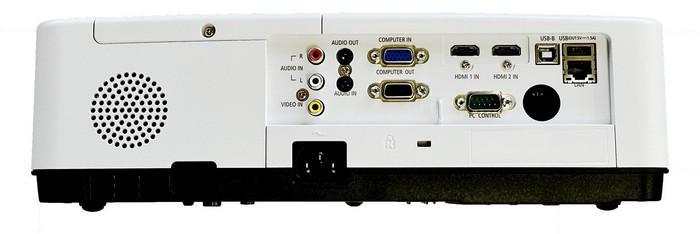 NEC ME403U - порты