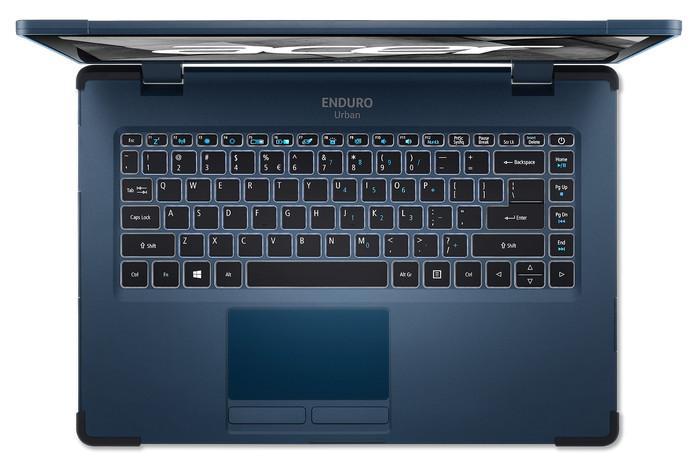 Acer ENDURO Urban N3 - клавиатура