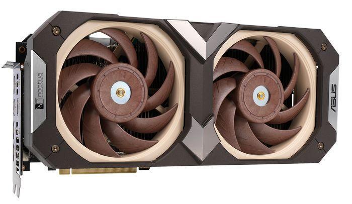 видеокарта GeForce RTX 3070 Noctua Edition